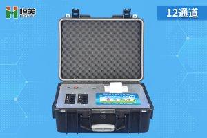 食品检测仪器的操作原理及方法
